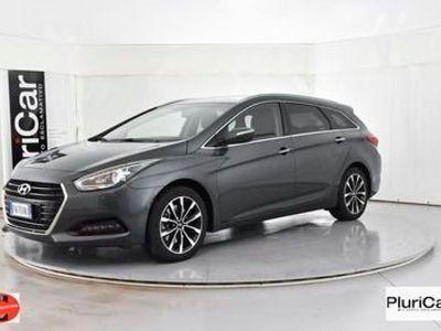 "usata Hyundai i40 1.7 CRDi 7DCT 141cv Navi Bluetooth 17"" Eu6"