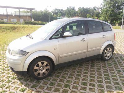 gebraucht Audi A2 1.4 Benzina Top Ok Neopatentati