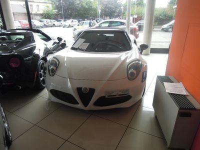 usata Alfa Romeo 4C 1750 TBi Spider carbon look