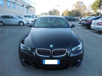 usata BMW 330 Cabriolet Serie 3 (E93) cat Msport Navi Xenon