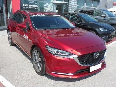 usata Mazda 6 2.2L Skyactiv-D 184 CV Wagon Exclusive Aziendale