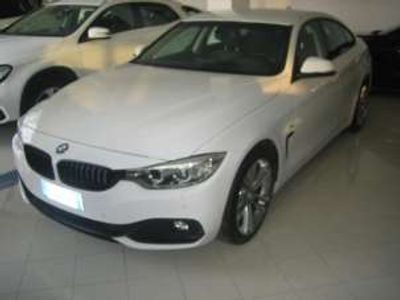 usata BMW 420 Gran Coupé d Sport SOLO 58000 KM