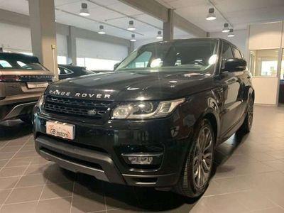 usata Land Rover Range Rover Sport 3.0 SDV6 HSE Dynamic UNICO PROPRIETARIO