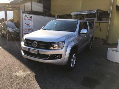 usata VW Amarok 2.0 TDI 4MOTION RIDOTTE + G.TRAINO
