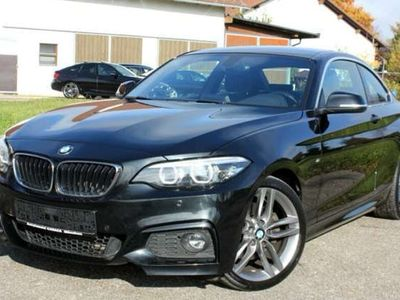 usata BMW 220 Serie 2 Coupé M SPORT, NAVI, LED GARANZIA 12 MESI