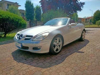 usata Mercedes SLK200 ClasseKompressor Sport