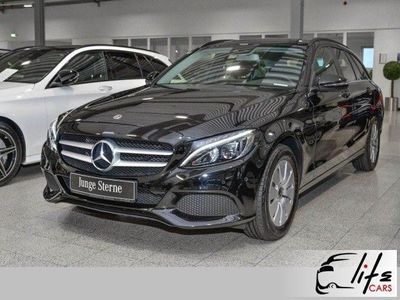 używany Mercedes C200 d S.W. Auto 9gtron Navi Comand + Garanzia 24 mesi