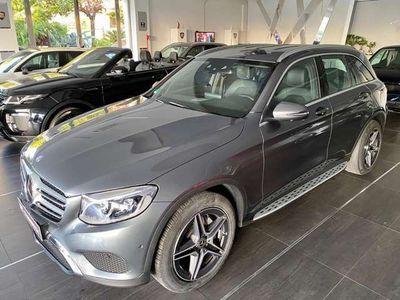 usata Mercedes GLC220 ALLESTIMENTO SPORT/TELECAMERA 360* INTERNI AMG ECC