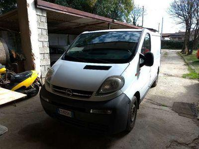 usata Opel Vivaro 29 1.9 CDTI/100CV PL-TN Pianale C