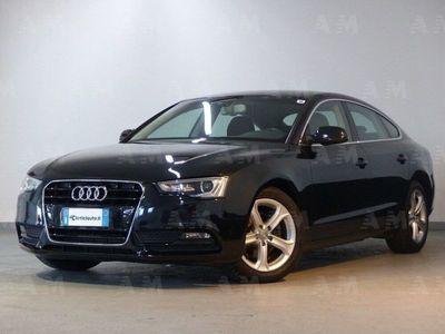 usata Audi A5 Sportback 2.0 TDI 177 CV multitronic Ambiente del 2015 usata a Lurate Caccivio