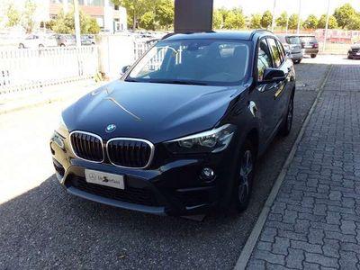 usata BMW X1 F48 Diesel sdrive18d Advantage auto