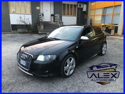 usata Audi S3 2.0 TFSI 266cv QUATTRO