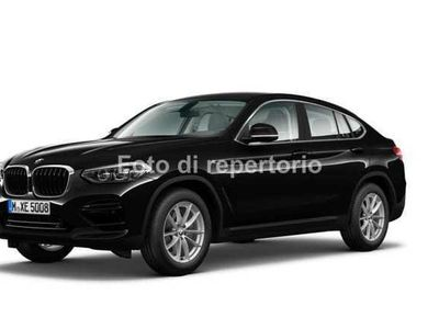 usata BMW X4 X4xDrive 20d Advantage