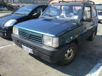 usata Fiat Panda 4x4 1100 i.e. cat Country Club