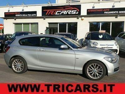 usata BMW 118 d 3p. Sport XENO - AUTOMATICA - PERMUTE rif. 12448560