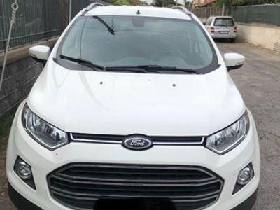 used Ford Ecosport - 2016