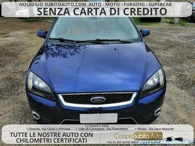 brugt Ford Focus Cabriolet Focus 2.0 TDCi (136CV) CC Sport DPF