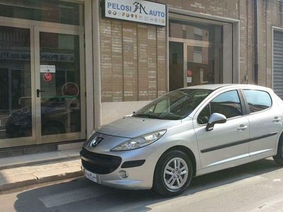 used Peugeot 207 1.4 75 CV 5p. ECO GPL