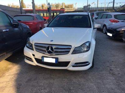 gebraucht Mercedes C220 CDI S.W. BlueEFFICIENCY Elegance