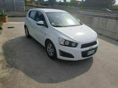 usata Chevrolet Aveo 1.2 86CV 5 porte LTZ SOLO 40.000 KM
