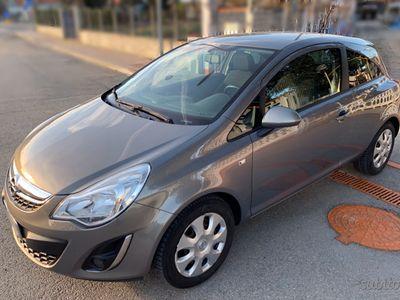 usata Opel Corsa 1.2 85cv 3pt GPL - 2013 PARI AL NUOVO