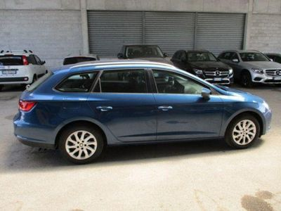 begagnad Seat Leon ST WAGON 2.0 TDI CR 110kW Seamp;S Business HIGH