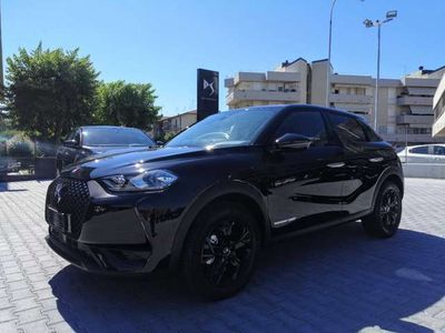 usata DS Automobiles DS3 Crossback 1.2 Performance ALL BLACK - rata 175,00