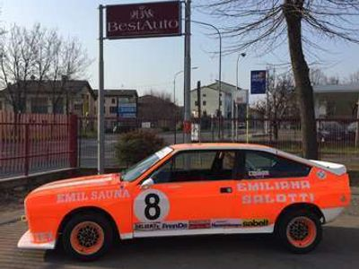 usata Alfa Romeo Alfasud Sprint TROFEO AUTODELTA RACE CAR