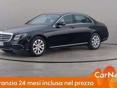 usata Mercedes E220 E-KlasseAuto Exclusive