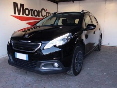 used Peugeot 2008 1.6 e-HDi 92 CV Stop&Start Active