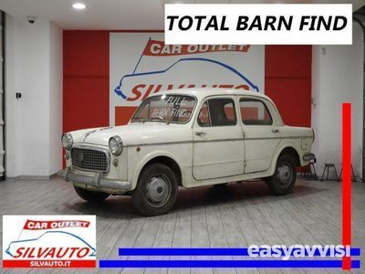 usado Fiat 1100 103 h - total barn find benzina