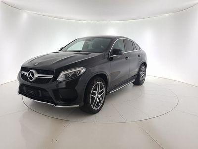 usata Mercedes GLE350 coupe 350 d Premium 4ma...