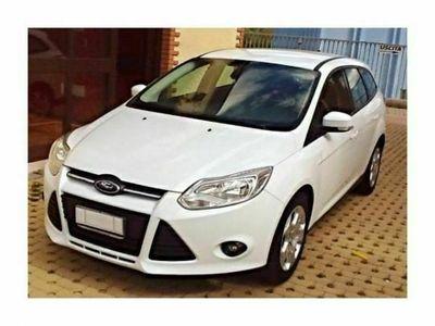 usata Ford Focus 1ª serie 1.6 TDCi 115 CV 6m SW Navi/Bluethout km99000