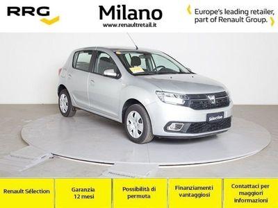 käytetty Dacia Sandero 0.9 TCe 12V 90CV Start&Stop Comfort