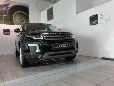 usata Land Rover Range Rover evoque RR 1ª serie 2.0 TD4 150 CV 5p. Pure