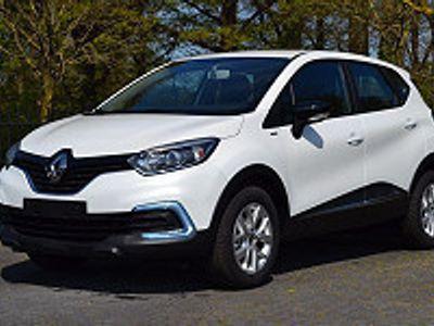 usata Renault Captur 0.9 Tce 66 Limited