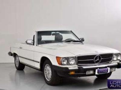 usata Mercedes SL380 SL 380con Hard Top + ASI Benzina