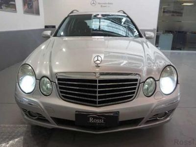 usado Mercedes E320 SW cdi V6 evo Avantgarde 4matic auto FL rif. 10424476