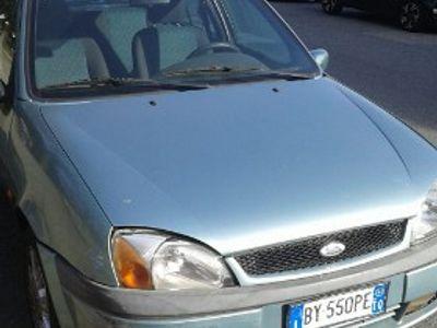 usado Ford Fiesta Zetec 1.2 16v 75cv - 2001 - Euro 4