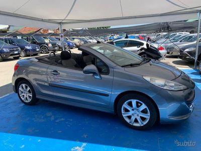second-hand Peugeot 207 CC 16V VTI 120cv Fýline