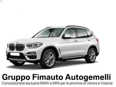 usata BMW X3 xDrive20d xLine Aut. Verona