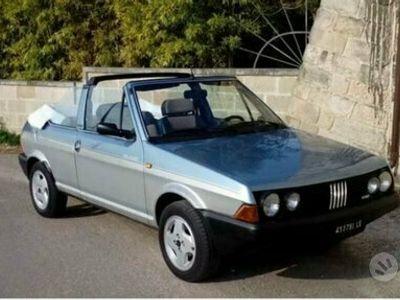 usata Fiat Ritmo Ritmo 85 Cabrio S