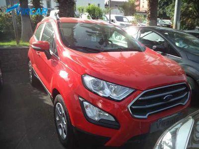 used Ford Ecosport EcoSport1.0 EcoBoost 100 CV Plus (2018