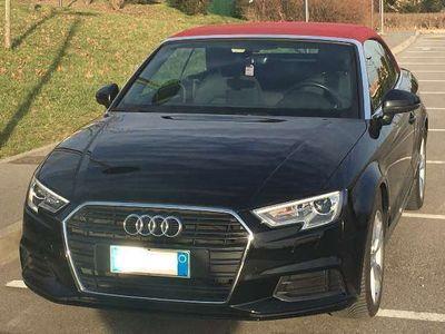usata Audi A3 Cabriolet 1.4 TFSI COD ultra Business