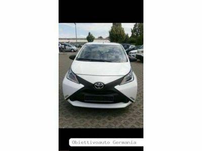 usata Toyota Aygo Aygo1.0 VVT-i 69 CV 3 porte x-clusiv MMT