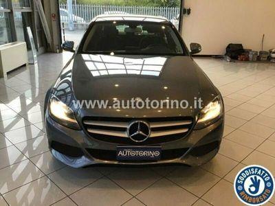 usata Mercedes C180 CLASSE C BERLINAd (BT) Business auto