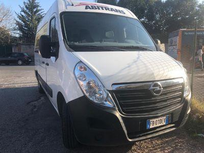 used Opel Movano 35 2.3 CDTI 125CV PM RWD Cabinato