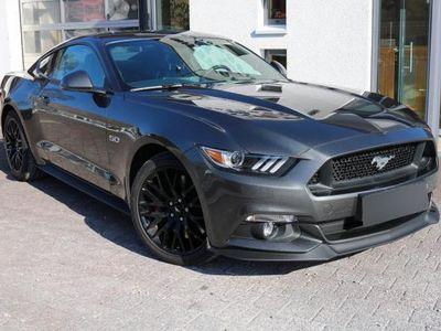 usata Ford Mustang GT Premium 5.0 V8, Leder, Navi, Parksensoren 31...