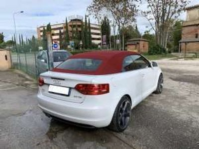 usata Audi A3 Cabriolet 2.0 TDI F.AP. S tronic S-Line