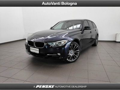 used BMW 330 dA xDrive Touring Sport